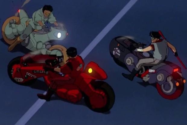 O grupo de motoqueiros do filme tem motos que costumam dispensar garfos de suspensão (Foto: Divulgação)