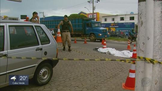 Homem morre em acidente na Avenida Perimetral, em Pouso Alegre