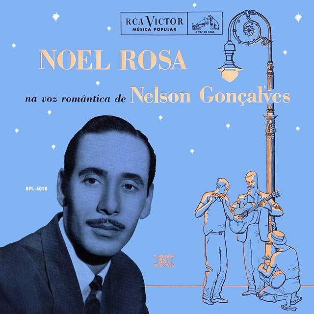 Discos para descobrir em casa – 'Noel Rosa na voz romântica de Nelson Gonçalves', Nelson Gonçalves, 1955