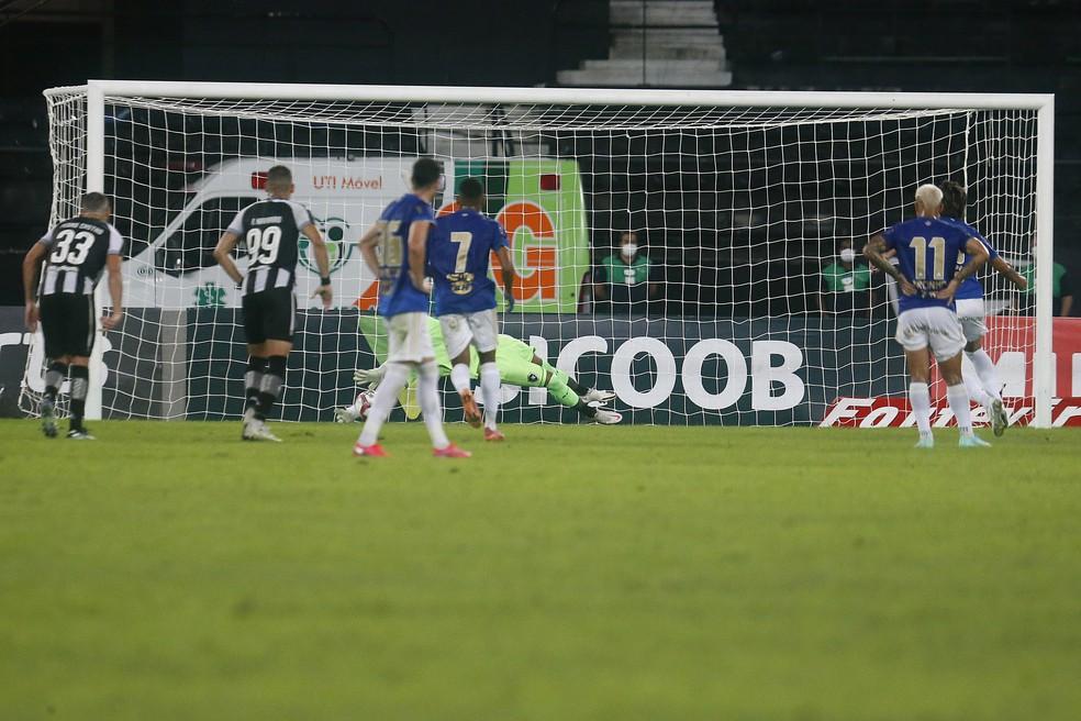 Sete dos 60 times que subiram desde 2006 tinham 13 pontos ou menos após 10 jogos na Série B — Foto: Vitor Silva/Botafogo
