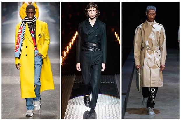 7352dabce O que as semanas de moda da Europa apresentaram em suas coleções de ...