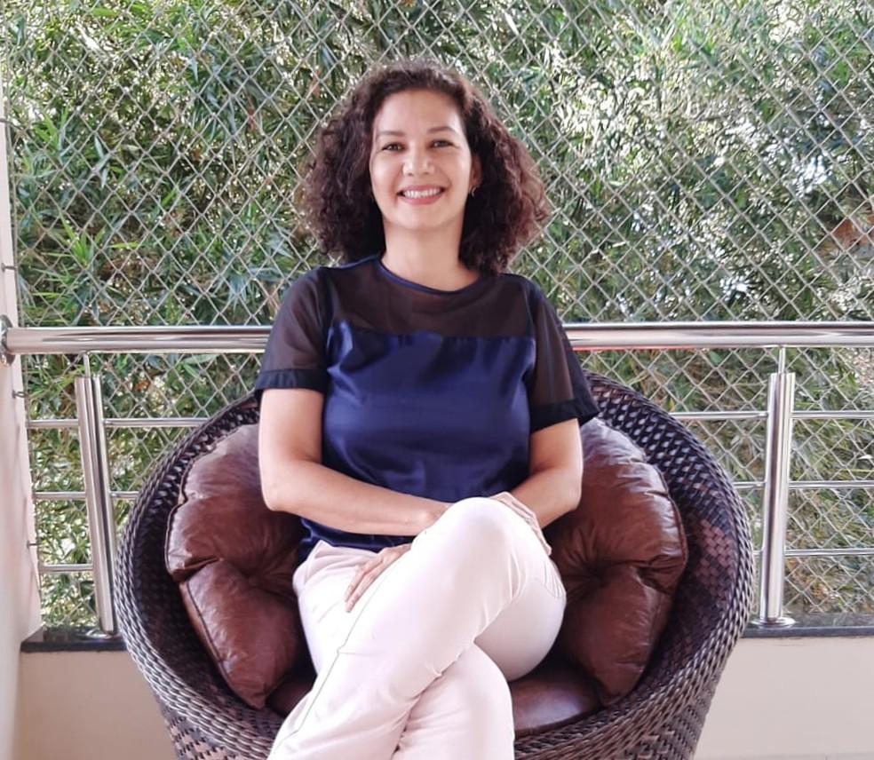 Silvia Mendonça, pedagoga, mestre em psicologia educacional e coach infantil, dá dicas sobre o assunto para esse público — Foto: Silvia Mendonça/Arquivo Pessoal