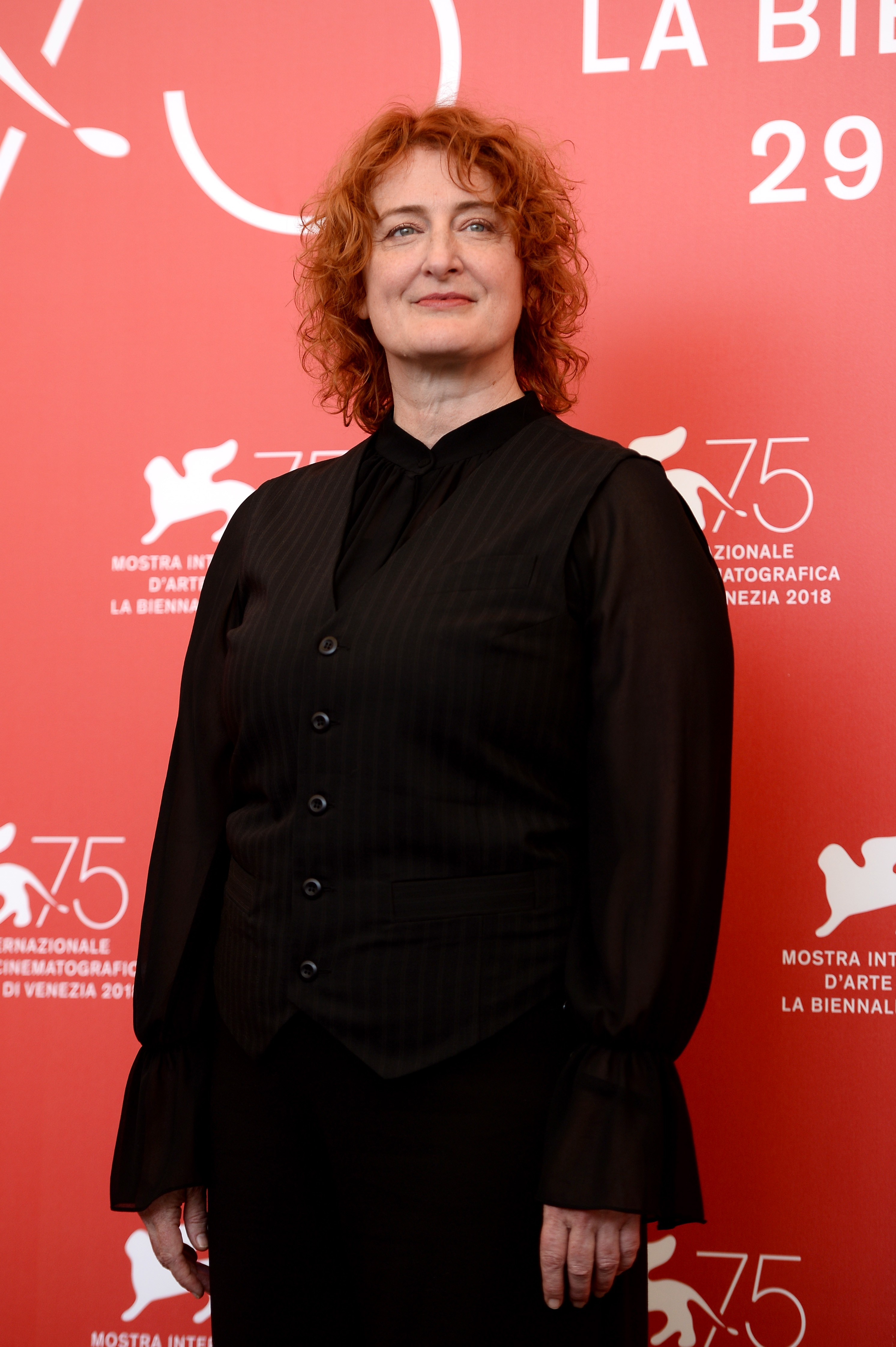 A diretora Jennifer Kent no Festival de Veneza (Foto: Getty Images)