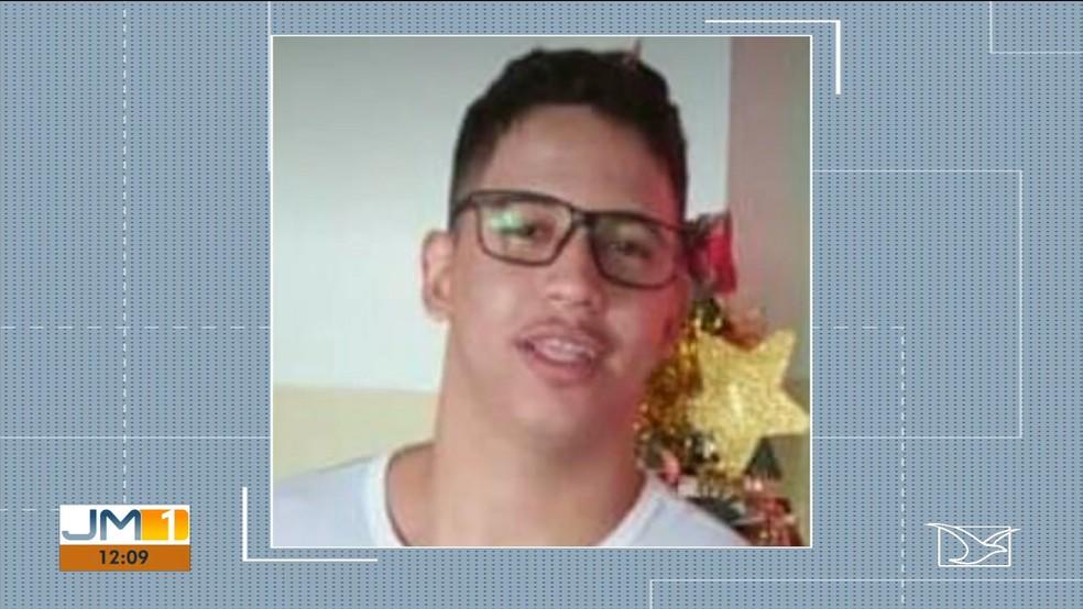 Fernando Rian Dutra, de 17 anos, morreu após ser espancado em unidade da Funac em Imperatriz (MA) — Foto: Reprodução/TV Mirante