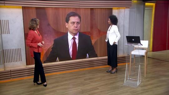 Natuza Nery e Geson Camarotti analisam a saída de Santos Cruz do governo Bolsonaro