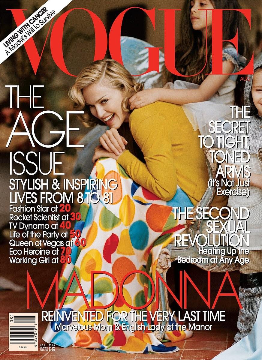 Vogue America Tim Walker Agosto 2005 (Foto: Reprodução )
