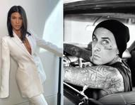 Kourtney Kardashian e Travis Baker, do Blink-182, estão namorando, diz site