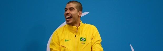 Amarradão paralimpíadas daniel dias (Foto: Getty Images)