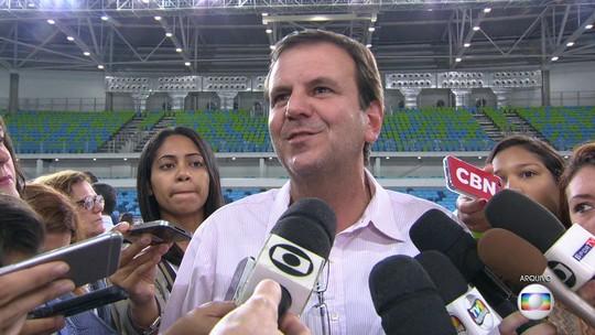 Eduardo Paes vira réu em denúncia sobre obras no campo de golfe olímpico