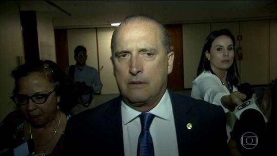 Onyx Lorenzoni é nomeado ministro extraordinário de Bolsonaro