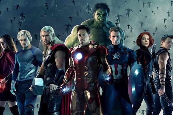 Os heróis do Universo CInematográfico Marvel (Foto: Reprodução/Divulgação)