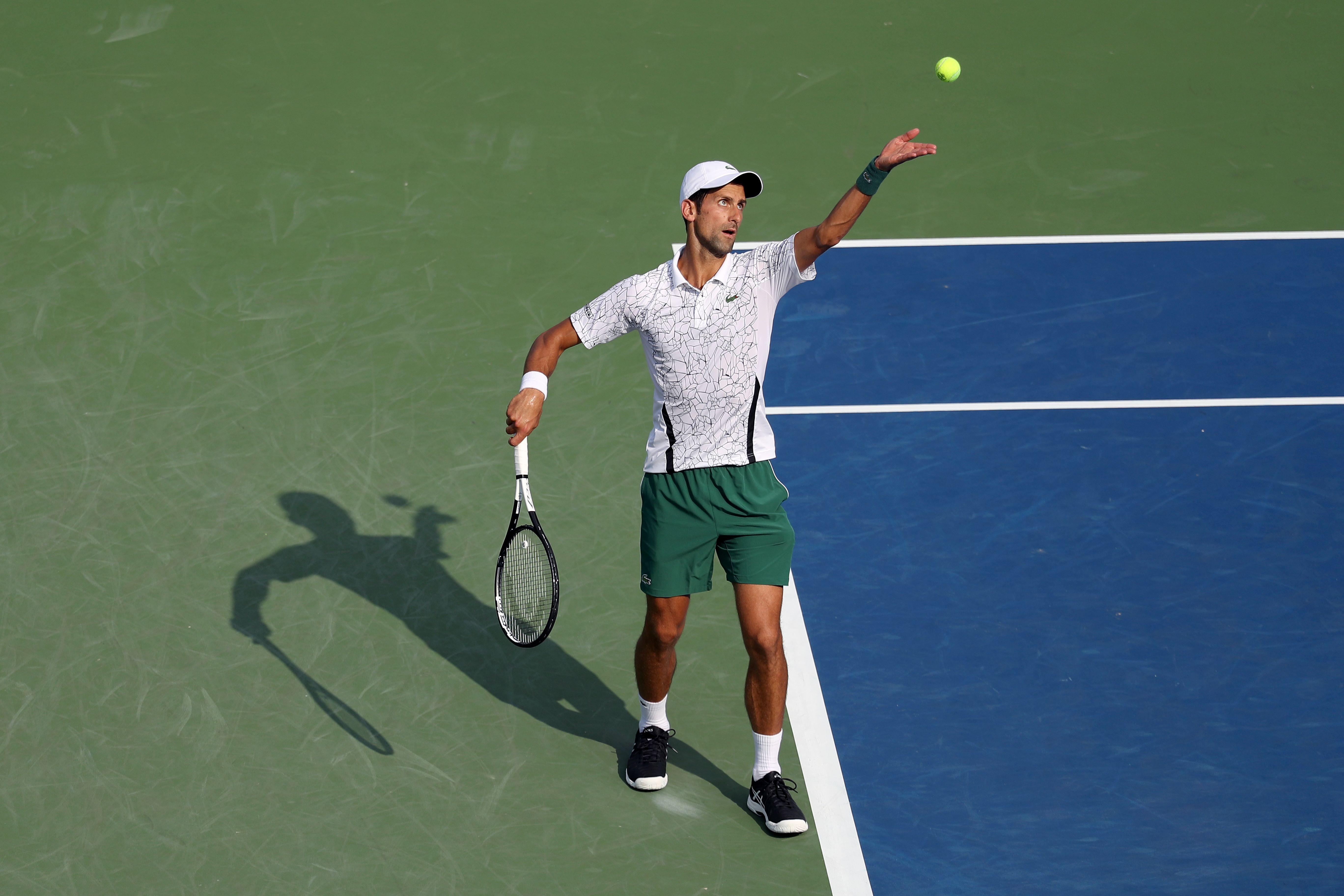 Djokovic vence título que faltava em Masters 1000