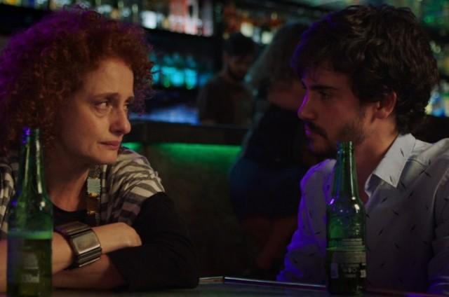 Denise Fraga e Caio Horowicz (Foto: Divulgação)