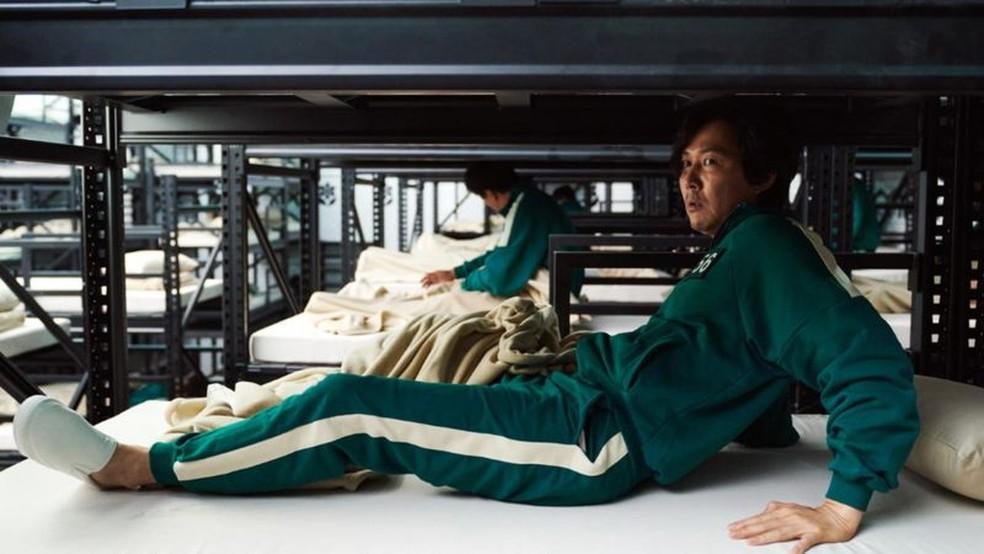 Série coreana 'Round 6' estreou em 17 de setembro e lidera entre os programas mais vistos da Netflix em diversos lugares do mundo — Foto: Divulgação/Netflix