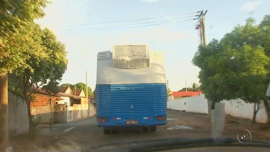Polícia apreende transportes escolares de General Salgado após denúncia de irregularidades