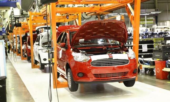Bye bye Ford - últimos modelos da montadora fabricados no Brasil - linha em Camaçari