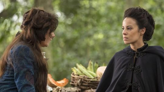 Reta final: Joaquina e Virgínia decidem tomar Vila Rica