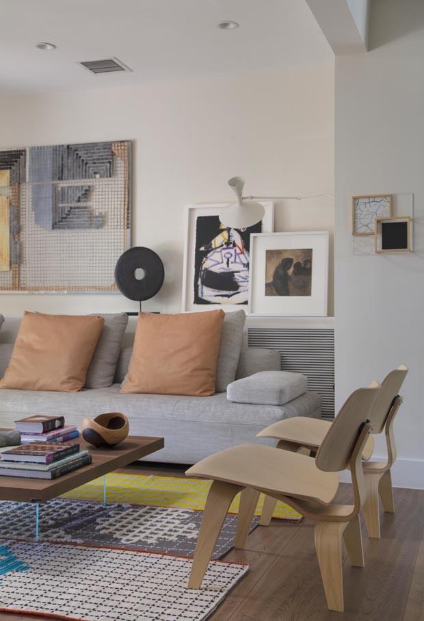 Reforma trouxe leveza e personalidade para casa de 200 m² (Foto: Denilson Machado / MCA Studio )