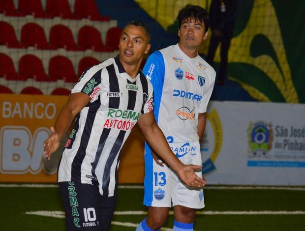 Dodô Botafogo Avaí Liga Nacional futebol 7 (Foto: Davi Pereira/Champions Comunicação)