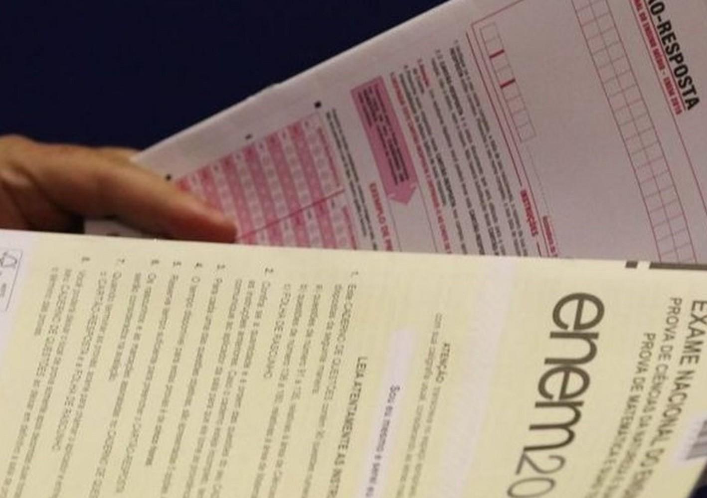 Enem 2021: prazo de inscrição para participantes isentos que faltaram à prova em 2020 termina no domingo