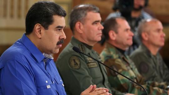 Foto: (Miraflores Palace/Handout via Reuters)