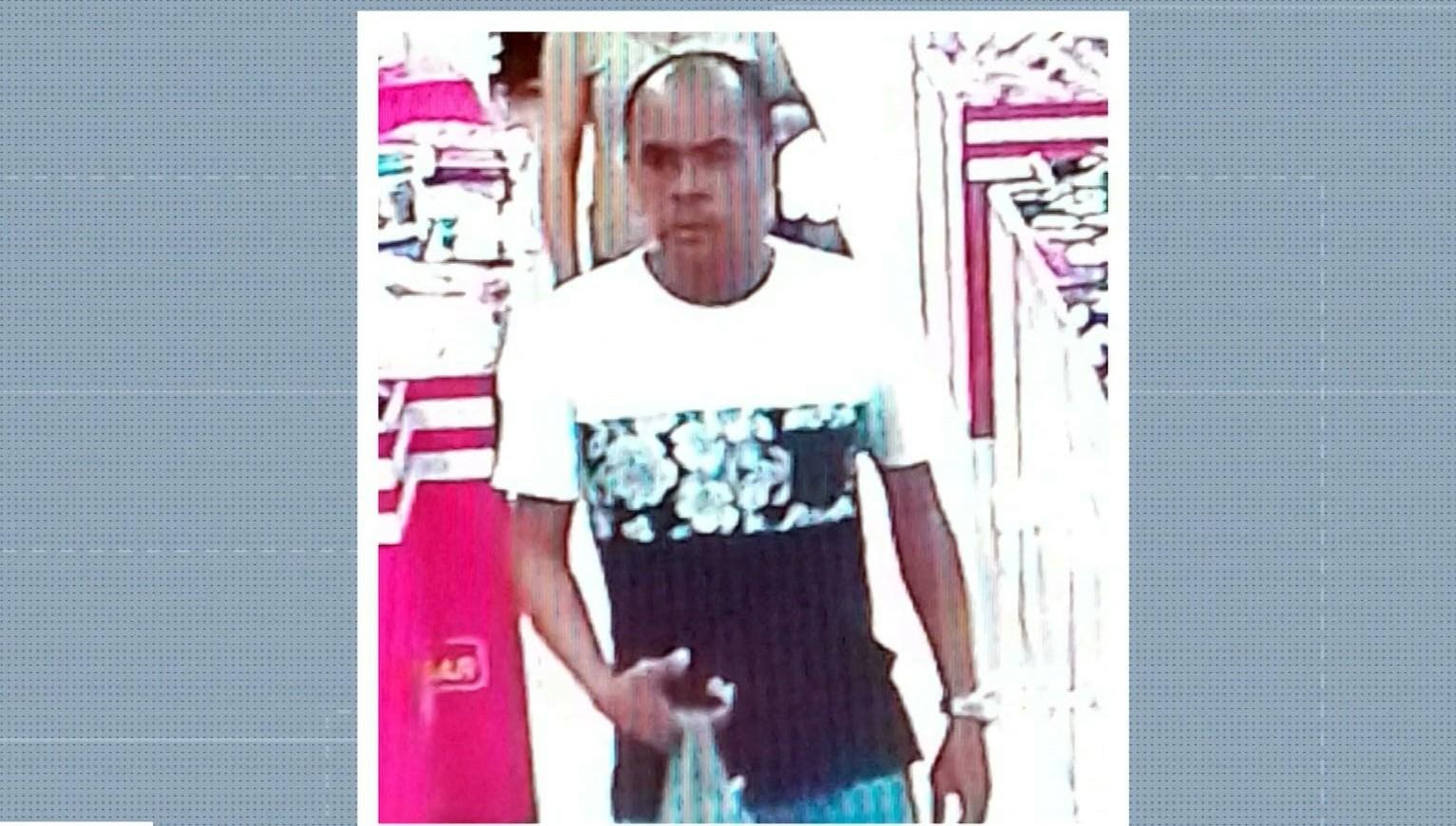 Suspeito de roubo em farmácia é preso após ser flagrado por câmeras de segurança, na PB - Notícias - Plantão Diário