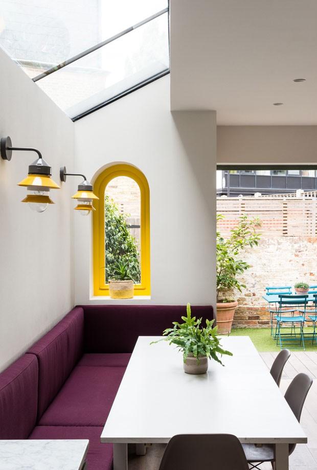 Reforma transforma casa antiga em espaço lúdico para as crianças (Foto: French + Tye/ Divulgação)