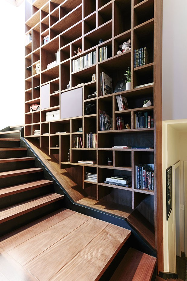 8 dicas para organizar estantes e livros (Foto: Divulgação)