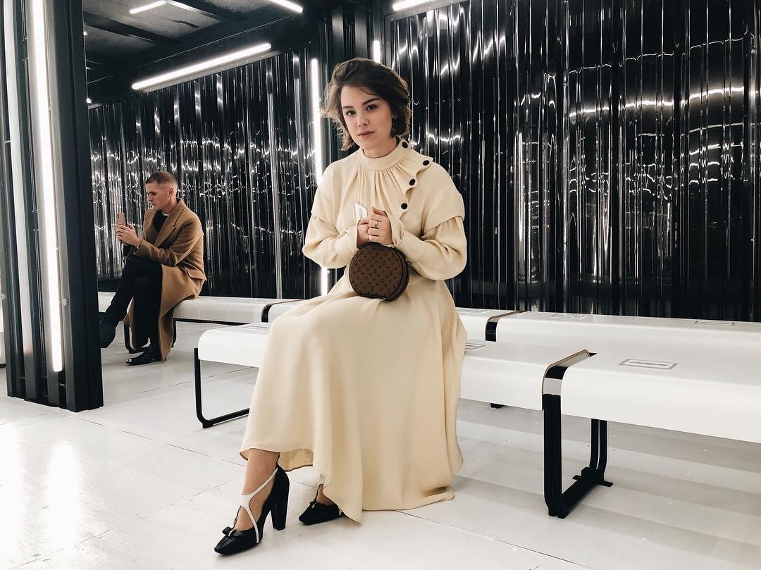 Marca de luxo francesa Louis Vuitton anuncia parceria com Alice Wegmann (Foto: Reprodução / Instagram)