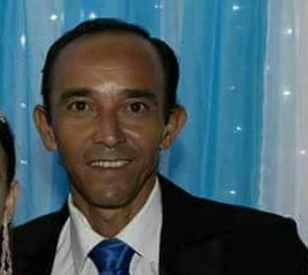 Cobrador Sidney de Paula foi morto em tentativa de assalto  (Foto: Arquivo pessoal)