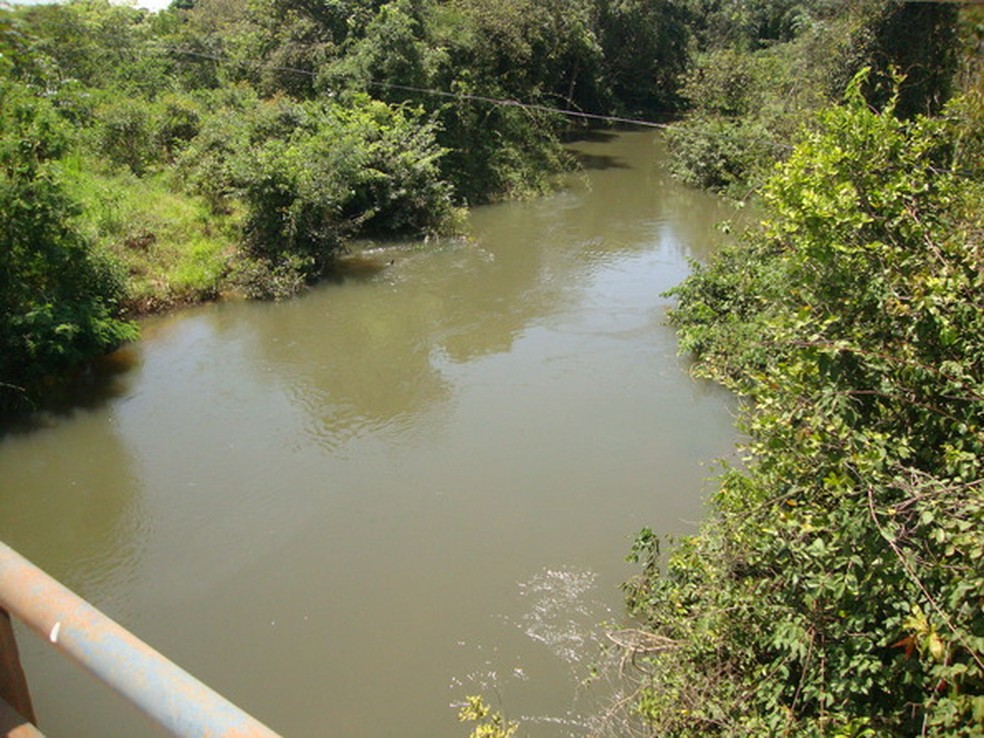 Rio Lira, no município de Sorriso, a 420 km de Cuiabá — Foto: Câmara de Sorriso/Divulgação