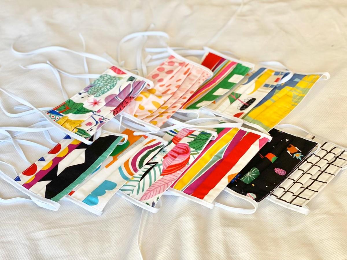 Máscara fashion: além de vender, lojas fazem doações para hospitais e profissionais de saúde | Pop & Arte