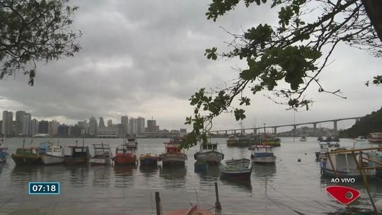 ES tem alerta de transbordamento de rios e deslizamento de encostas