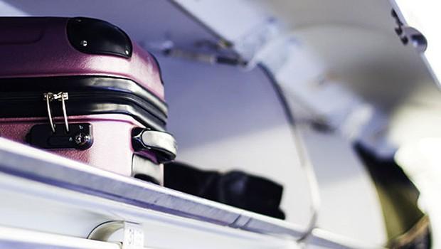 Viagem ; bagagem de mão ; bagagem de bordo ; viajar ;  (Foto: Reprodução/Facebook)