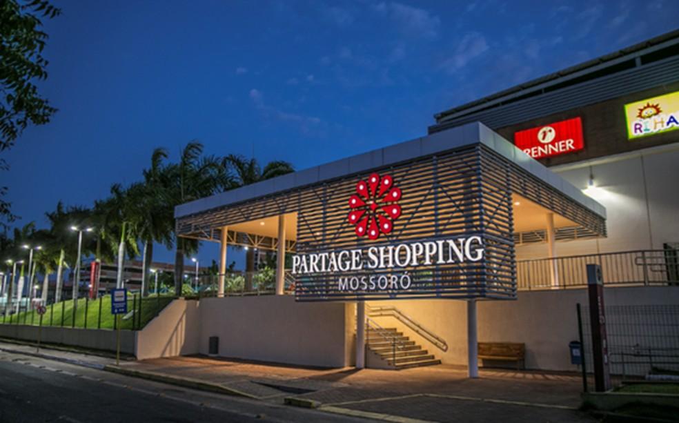 Partage Shopping Mossoró confirmou que reabre neste sábado (1) — Foto: Divulgação