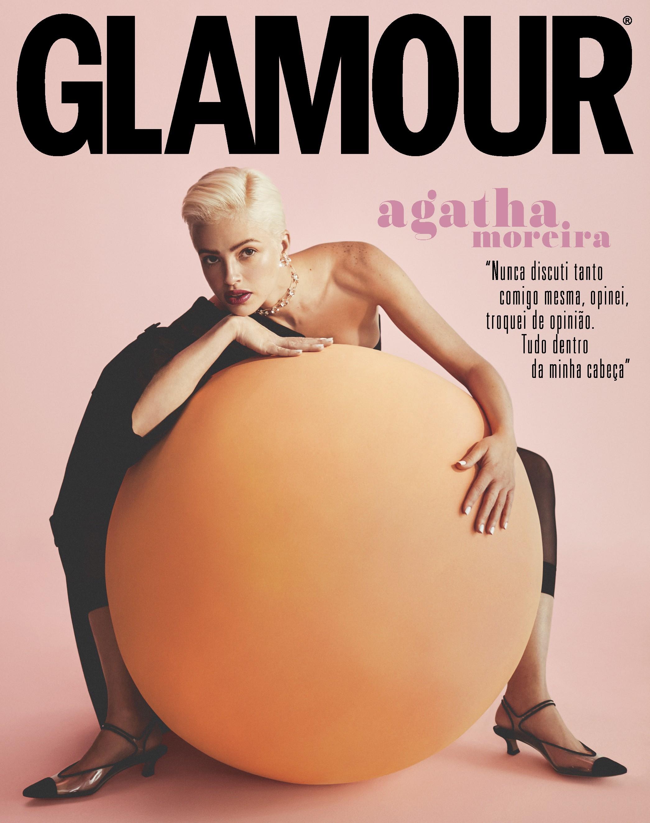 Agatha Moreira (Foto: Ivan Erick/ Glamour Brasil)