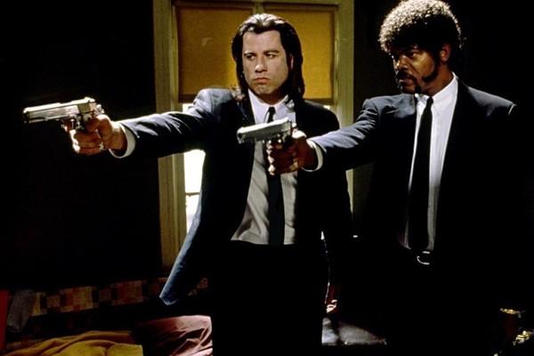 Cena de Pulp Fiction - Tempo de Violência (1994) (Foto: Reprodução)