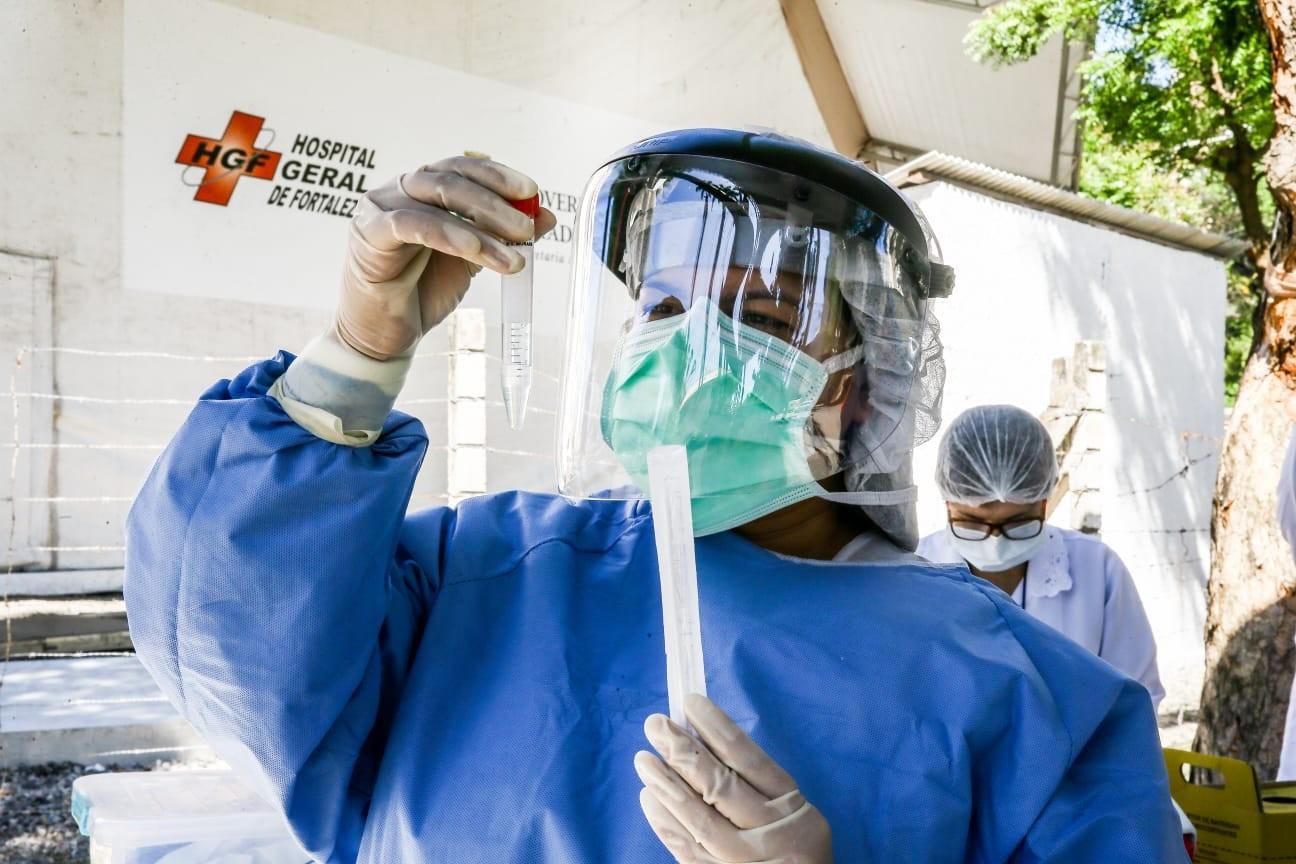 Ceará tem oito hospitais com pesquisas sobre efeitos do coronavírus