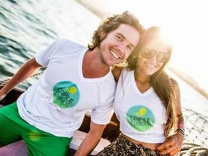Marina Martins e Oliver Barcellos criaram o Caipilé Carioca (Foto: I Hate Flash)
