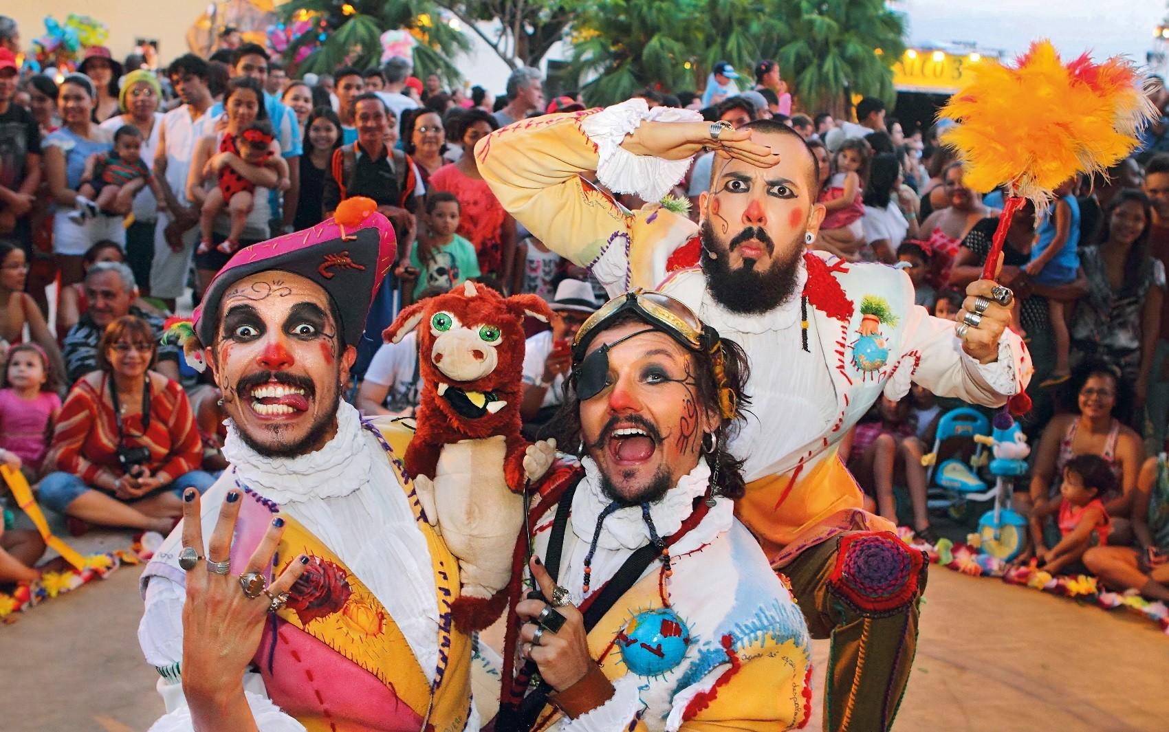 Festival 'Sesi Bonecos do Mundo' acontece neste fim de semana no Parque da Lagoa, em João Pessoa