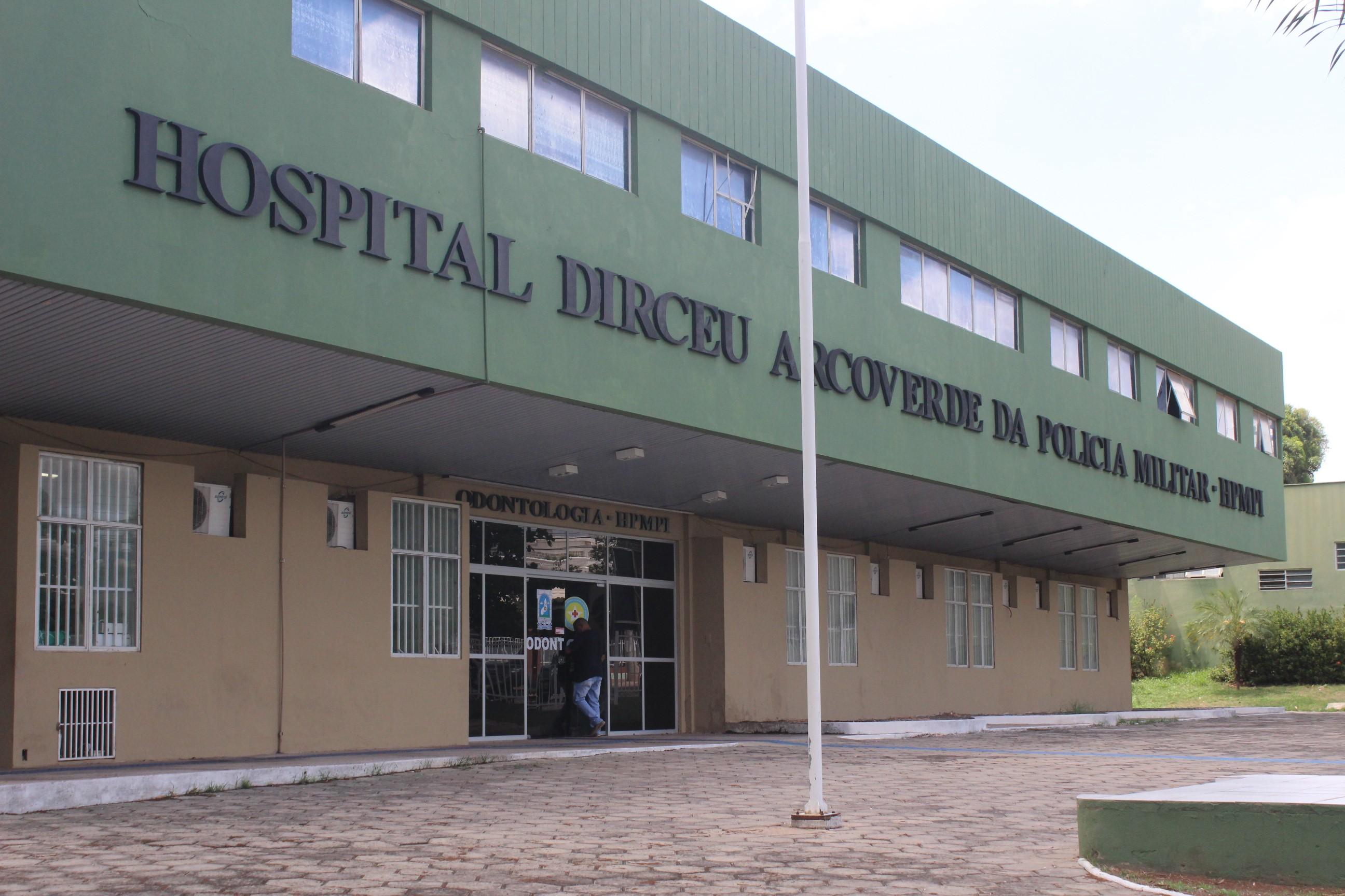 Secretário diz que espera respiradores para abrir UTI do Hospital da Polícia Militar