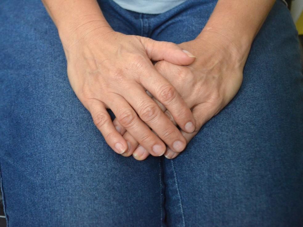 Mulheres têm dificuldades de revelarem o estupro — Foto: Dani Fechine/G1