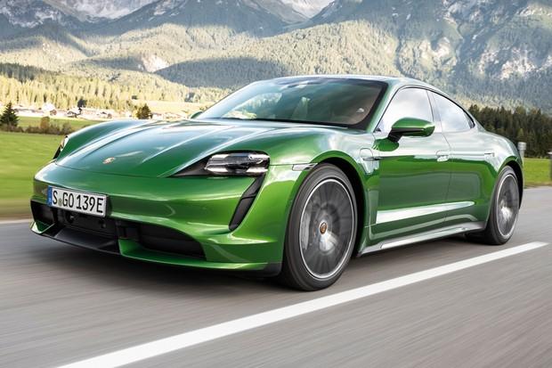 Porsche Taycan é mais esportivo do que os puristas pensam (Foto: Divulgação)