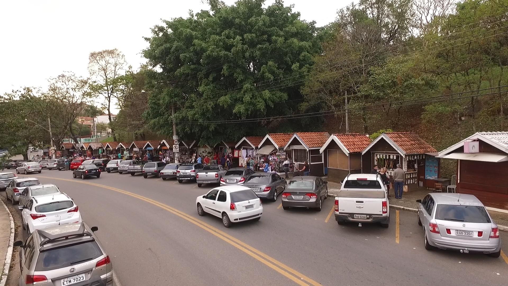 Prefeitura de Águas da Prata autoriza reabertura gradual dos quiosques do Parque Estadual