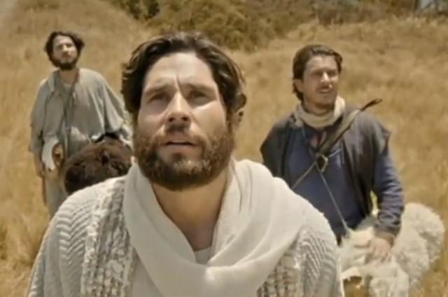 Cena de 'Jesus' (Foto: Record TV )