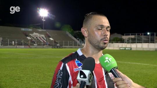 """Alemão admite que o Serra teve um """"apagão"""" contra o Ituano mas mantém esperança na Série D"""