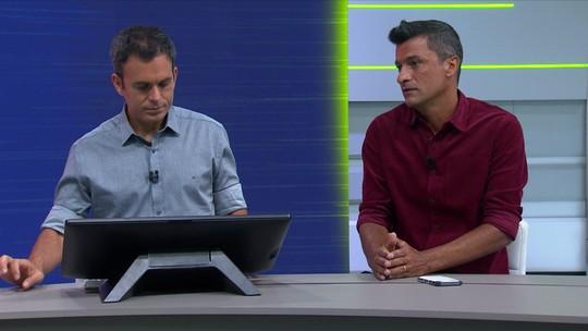 Sandro Meira Ricci analisa polêmicas em Corinthians x São Paulo: ''Não vi falta no Volpi''