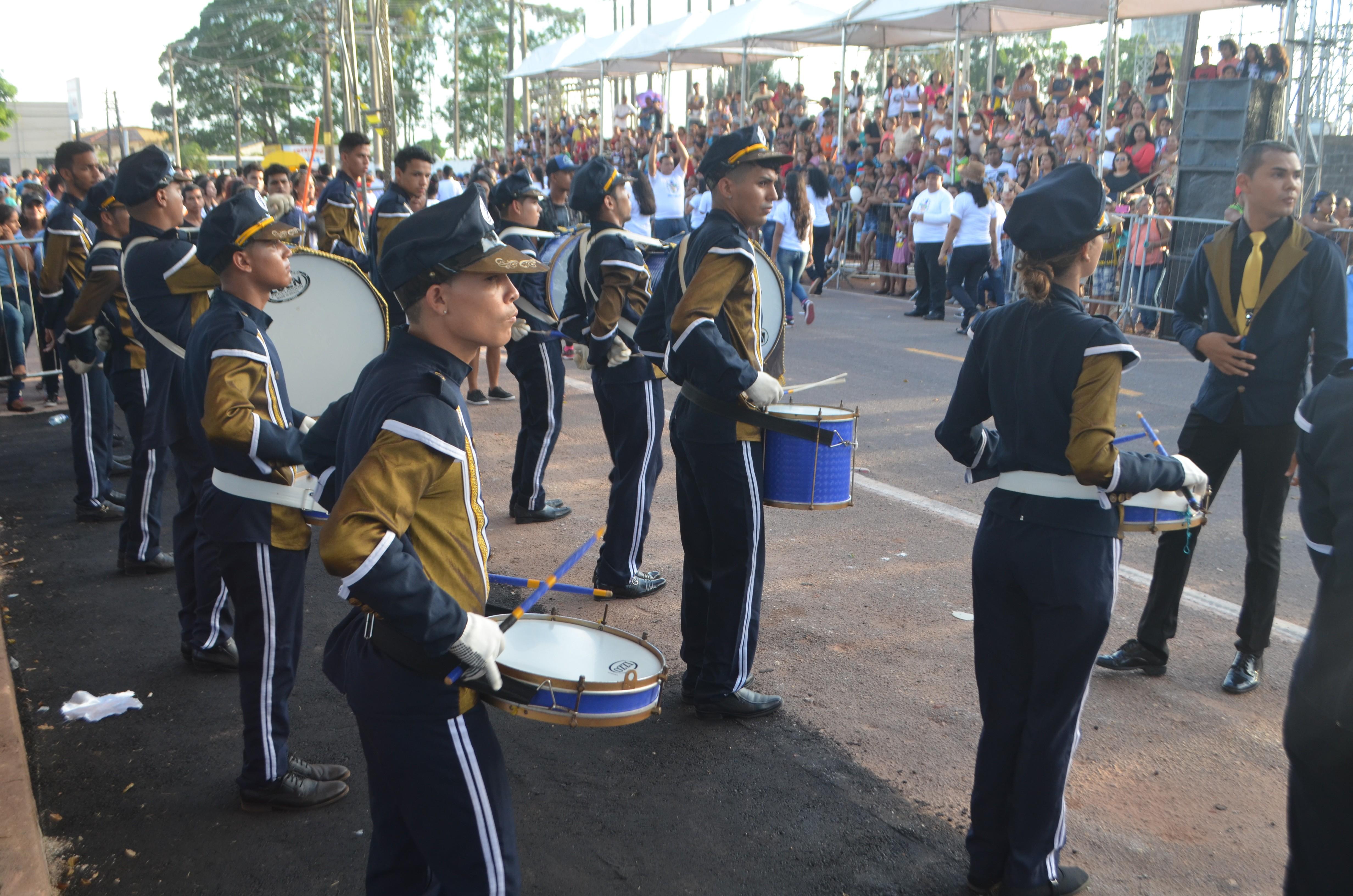 Orla de Macapá recebe festival gratuito com mais de 20 bandas e fanfarras de 8 municípios