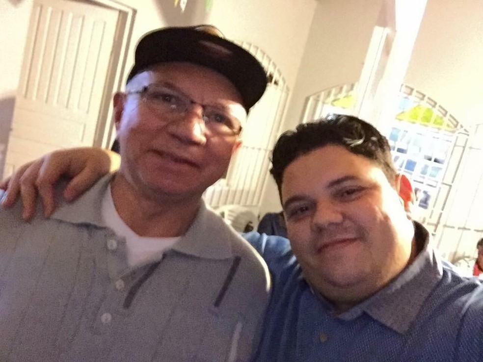 Pai e irmão de prefeito de Mongaguá, SP, morrem em decorrência da Covid-19 com seis dias de diferença — Foto: Reprodução/Facebook