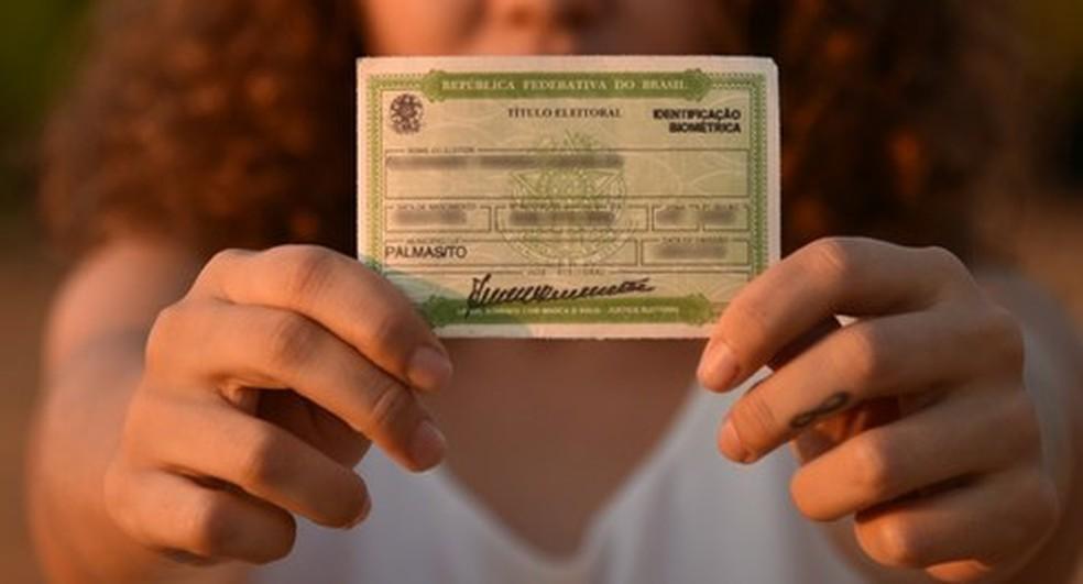 Cerca de 1,5 milhão de eleitores estão com título cancelado na Bahia — Foto: TRE/Divulgação